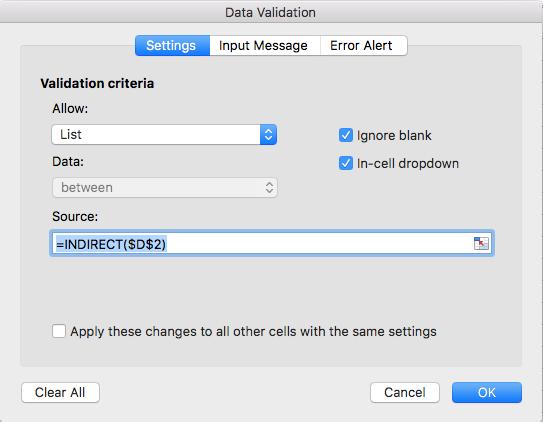 Функция INDIRECT (ДВССЫЛ) в Excel. Как использовать?