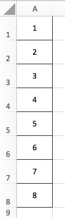 Функция OFFSET (СМЕЩ) в Excel